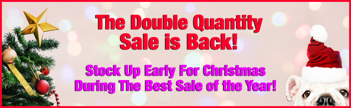 The Double Quantity Sale Is Back at StationeryXpress.com!