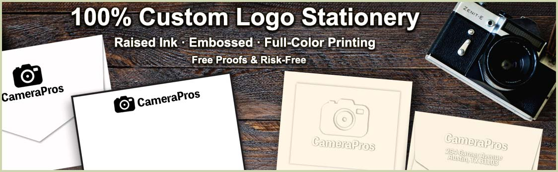 Your Logo 100% Custom Orders at StationeryXpress.com