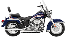 Softail Heritage FLSTC All Bags