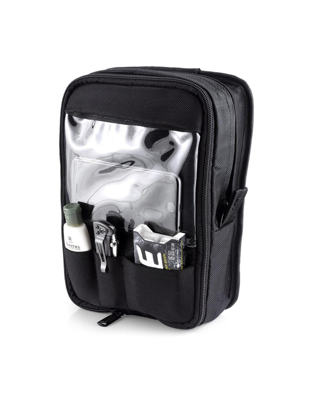 Honda Viking Tall T-Bar Bag Main Bag View