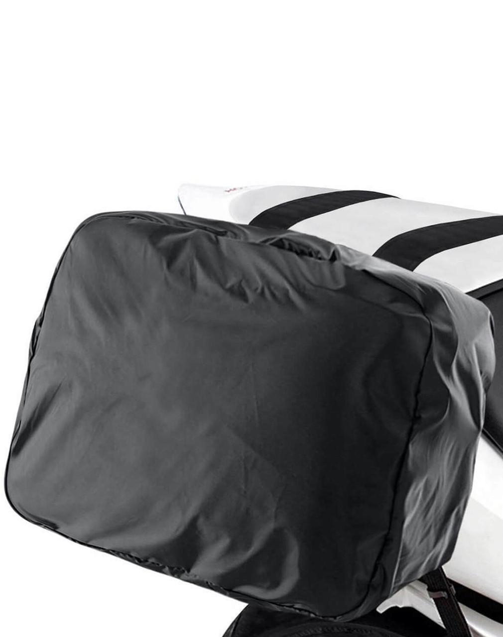 Viking Extra Large Black Motorcycle Triumph Bonneville T120 Saddlebags Rain Cover
