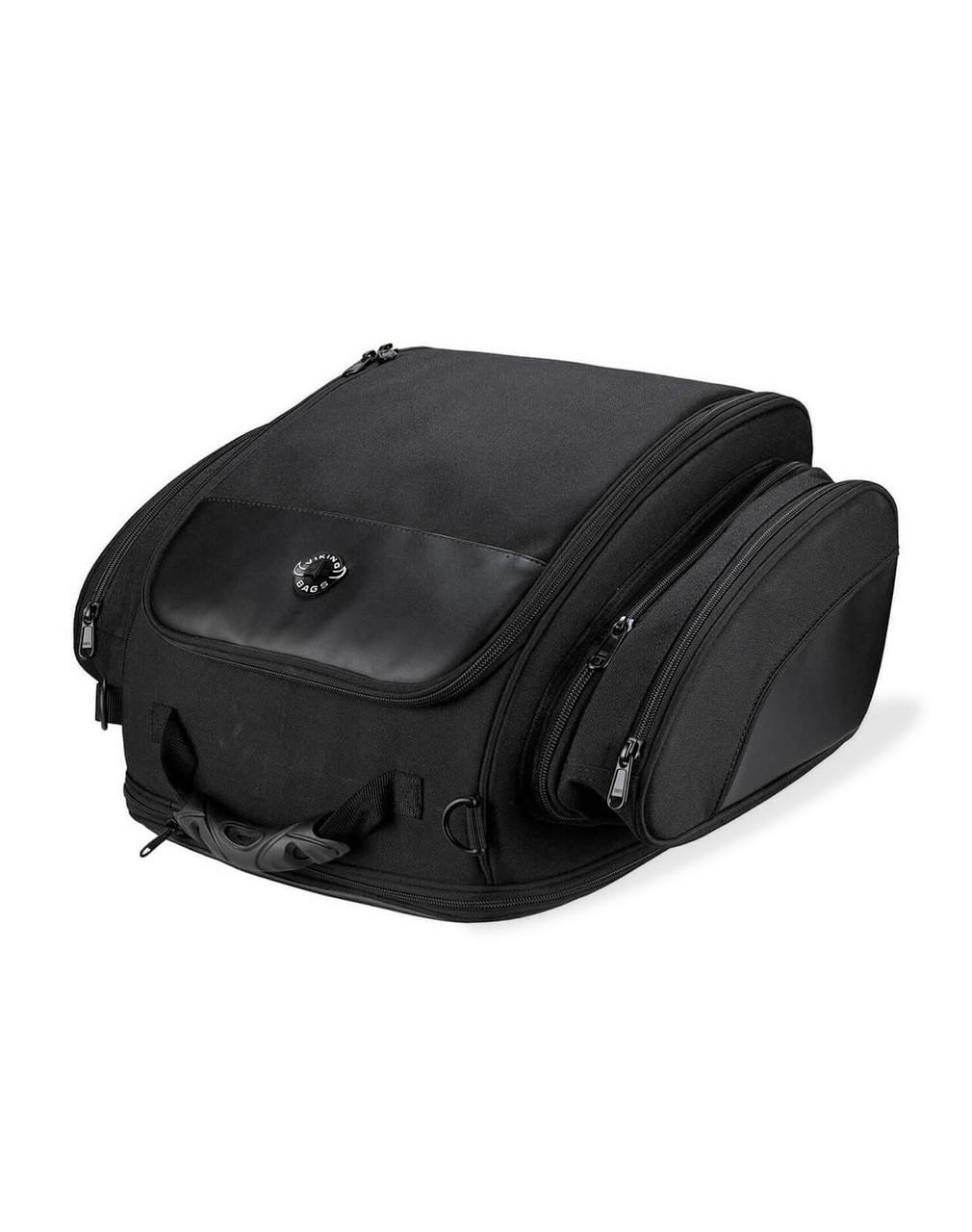 VikingBags Large Motorcycle Tail Bag For Harley Davidson Main View