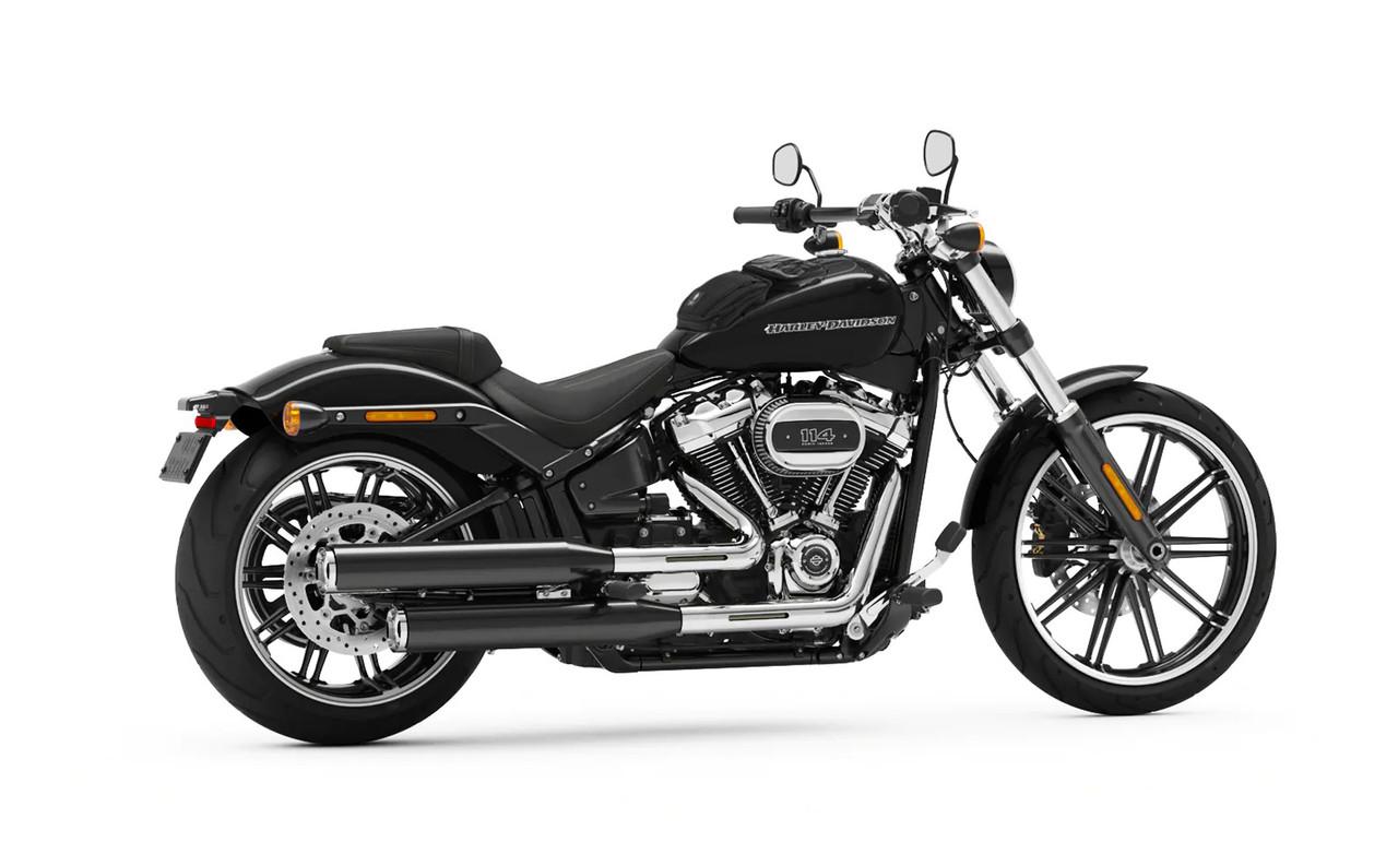 VikingBags Mini Honda Motorcycle Tank Bag Bag On Bike View
