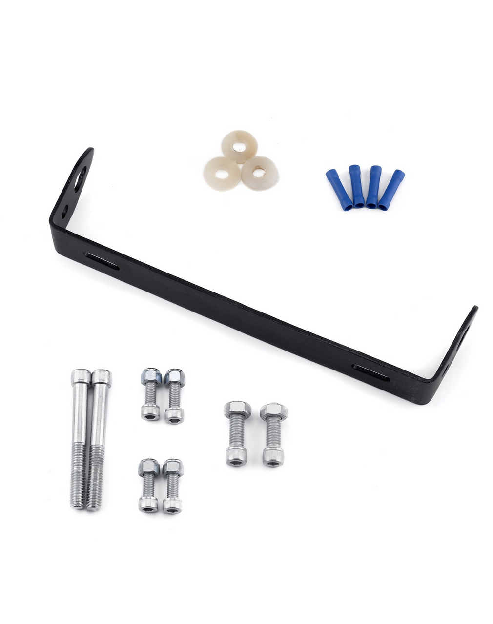 Universal Turn Signal Relocation Kit With Nets and Bolts