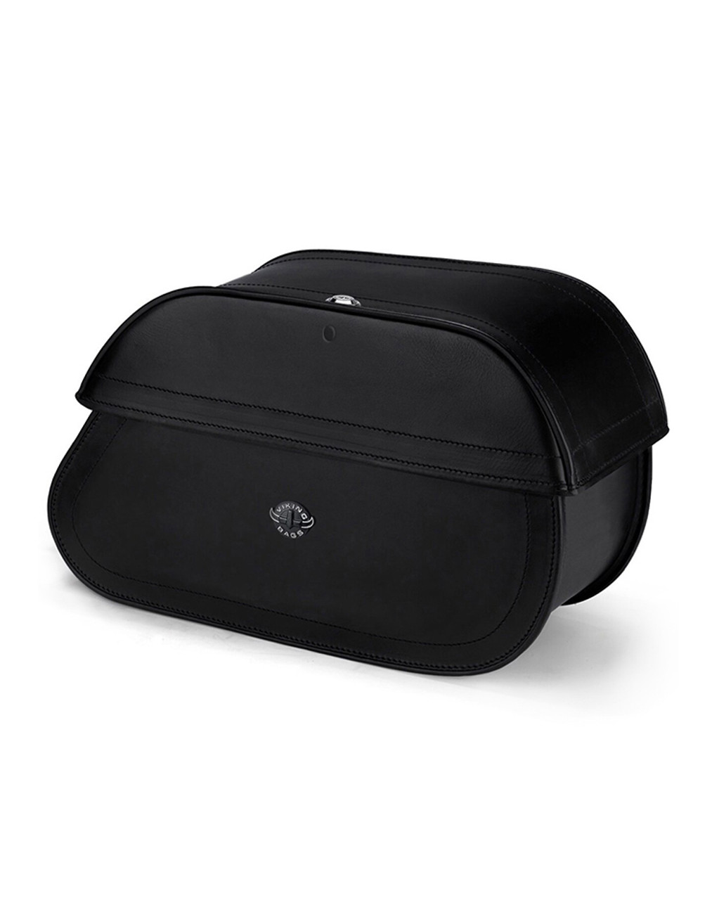 Honda 1500 Valkyrie Interstate Hammer Series Extra Large Motorcycle Saddlebags Main View