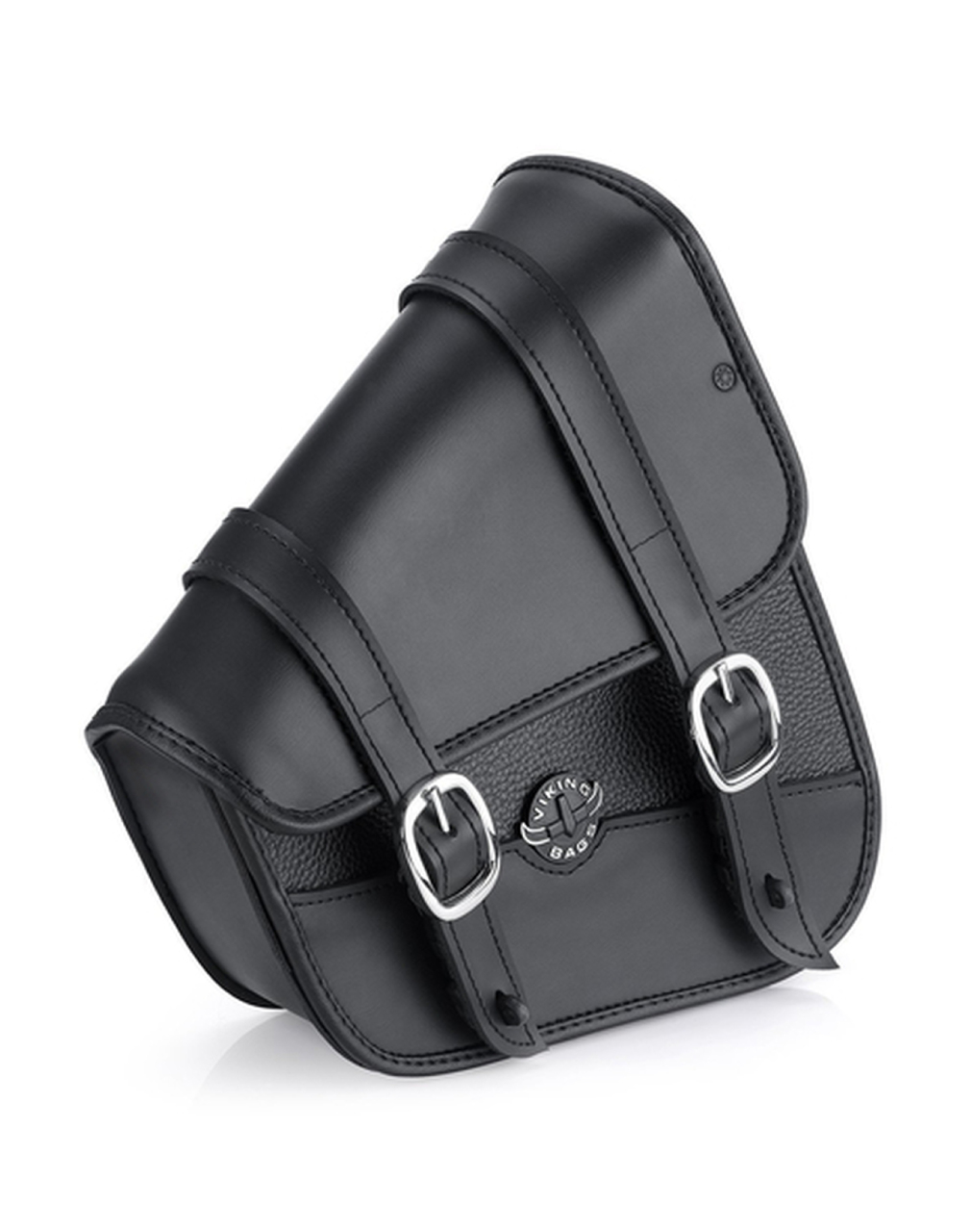 VikingBags Sportster Specific Motorcycle Swing Arm Bag Main Bag View