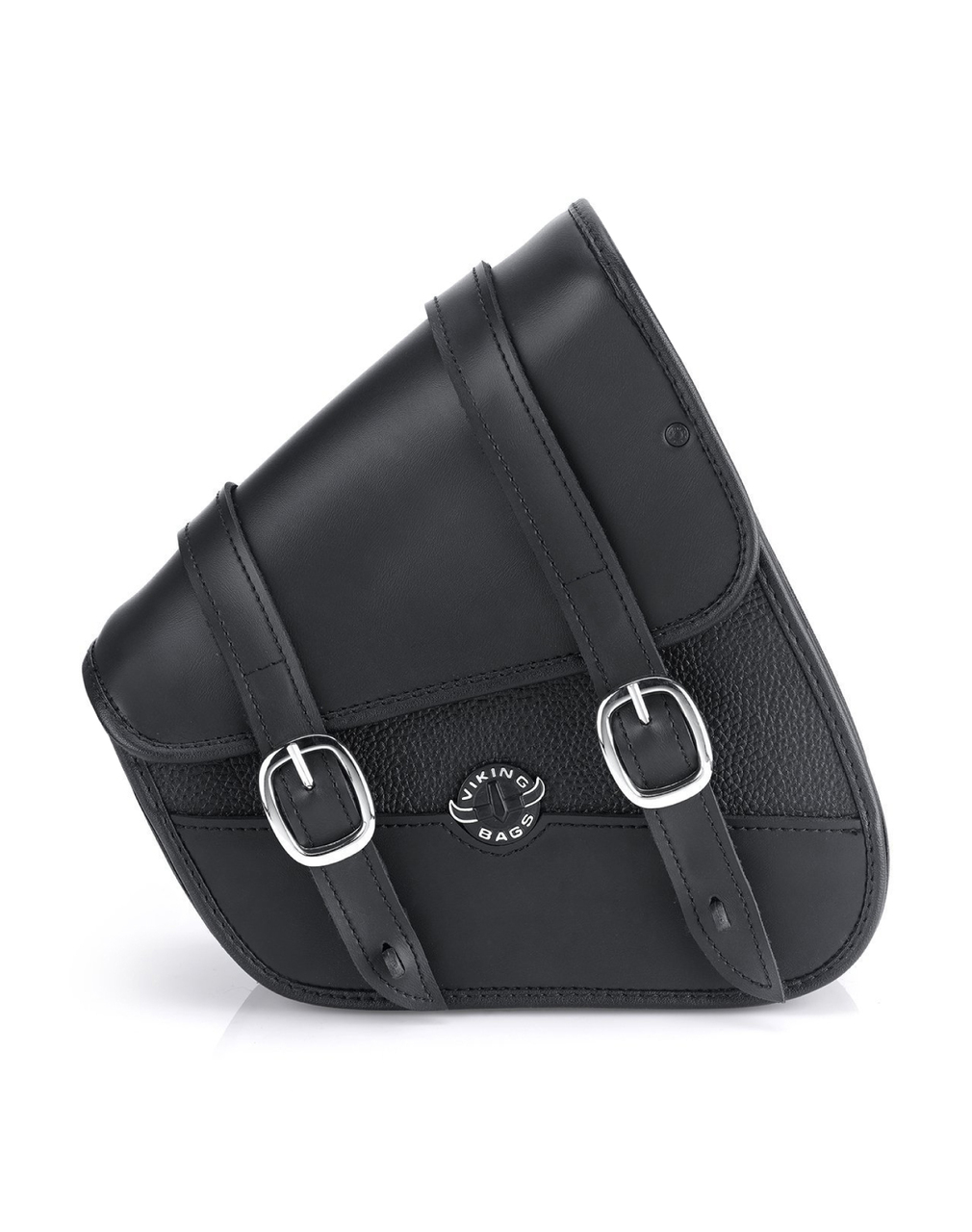 VikingBags Sportster Specific Motorcycle Swing Arm Bag Front View