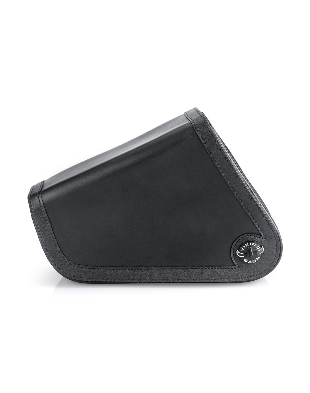 VikingBags Plain Sportster Motorcycle Swing Arm Bag Front View