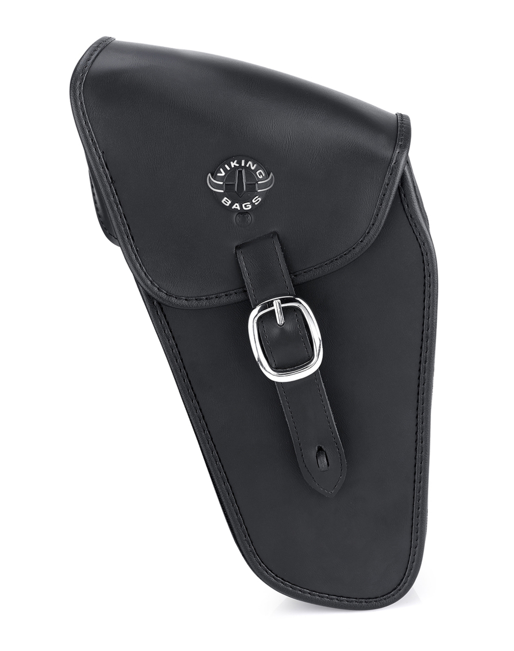 Viking Solo Bag For Harley Sportster Front View