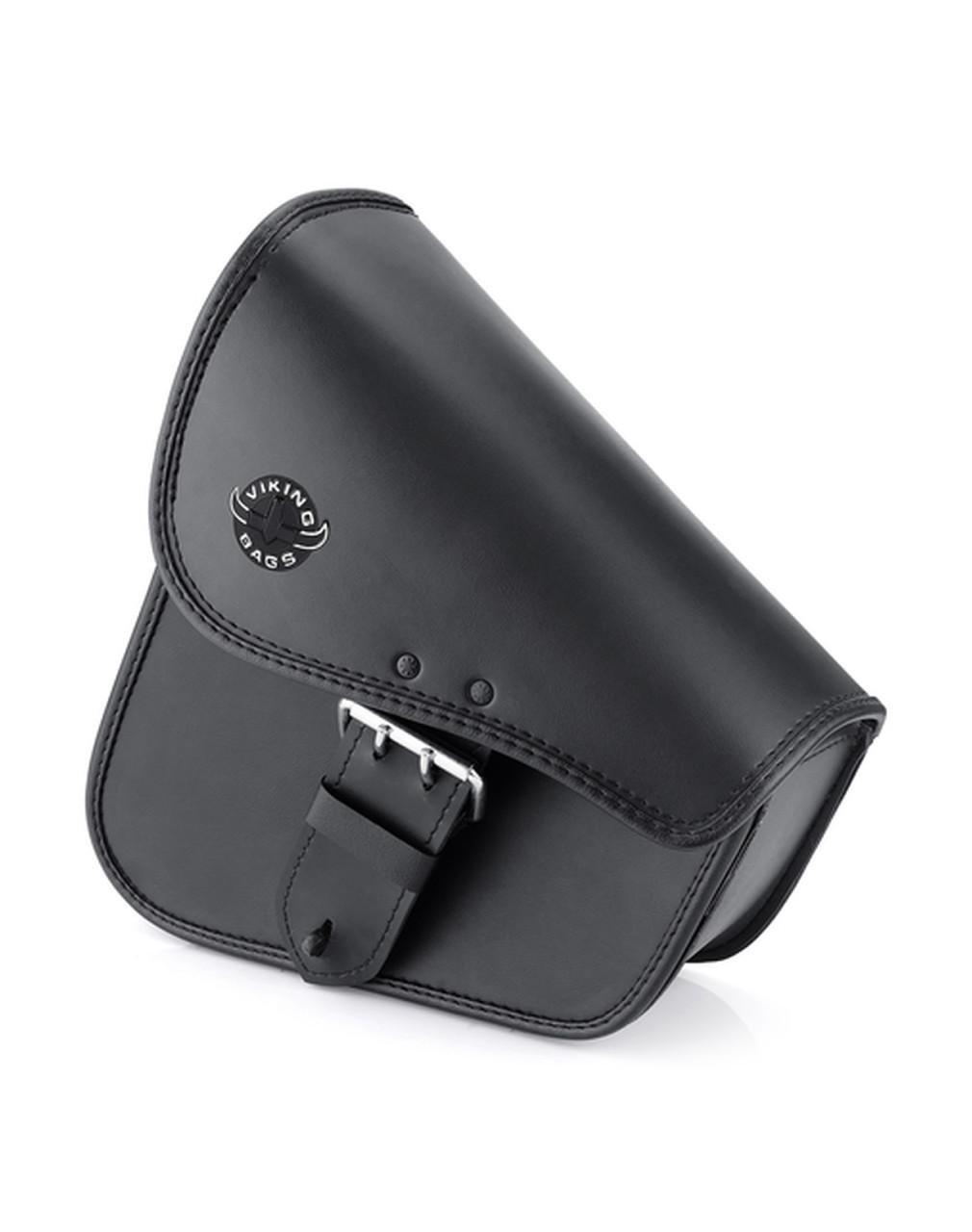 Viking Dellingr Softail Motorcycle Swing Arm Bag Main View