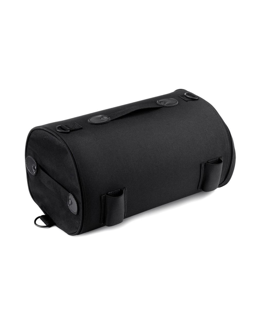 Suzuki Viking Extra Large Plain Motorcycle Sissy Bar Bag Roll Bag