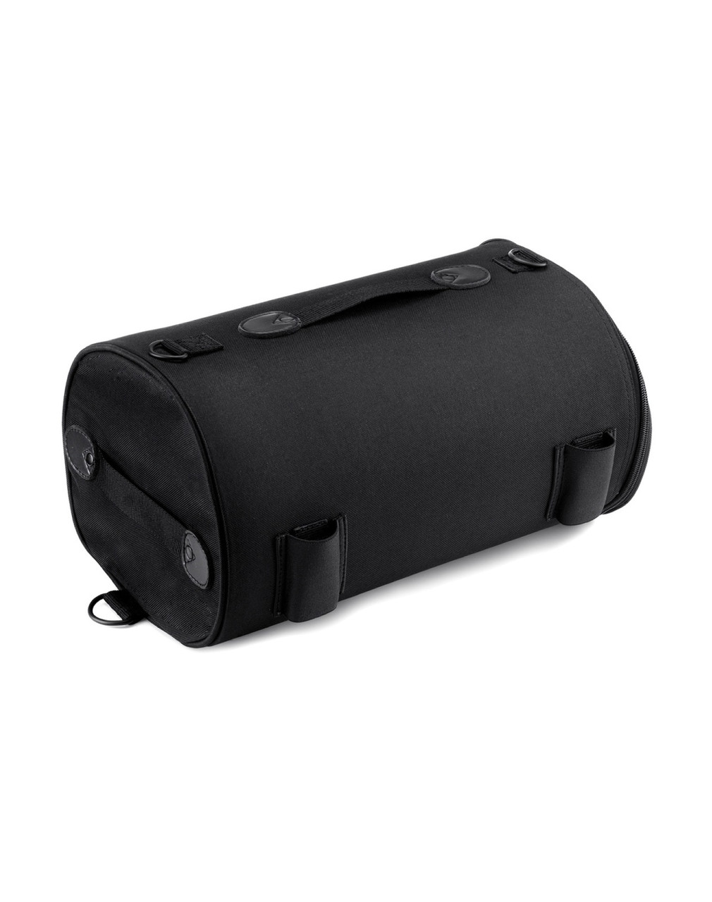 Victory Viking Extra Large Studded Motorcycle Sissy Bar Bag Roll Bag