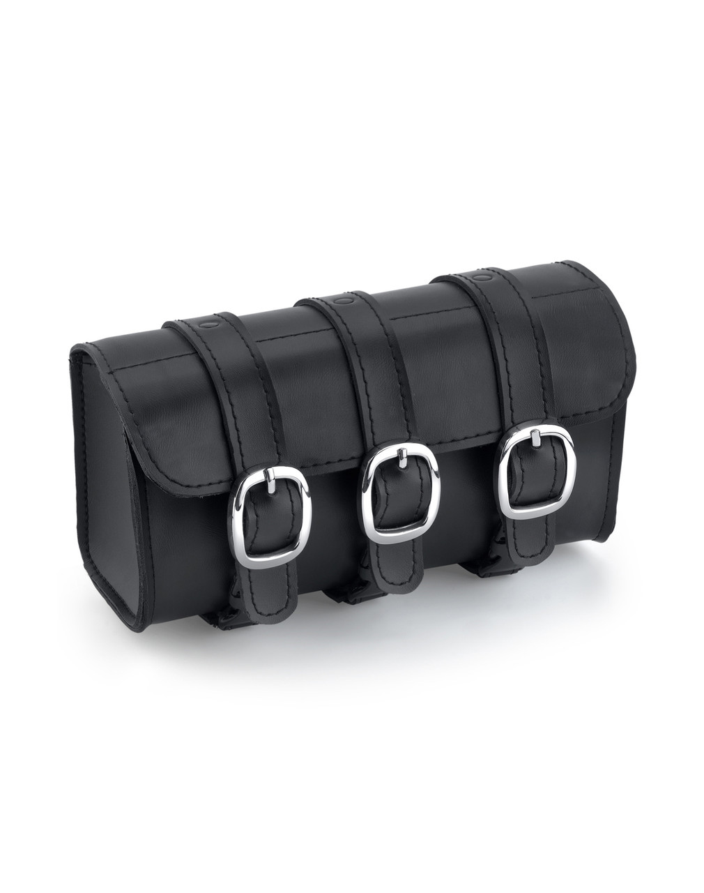 Trianion Plain Motorcycle Tool Bag For Harley Davidson Main Bag View
