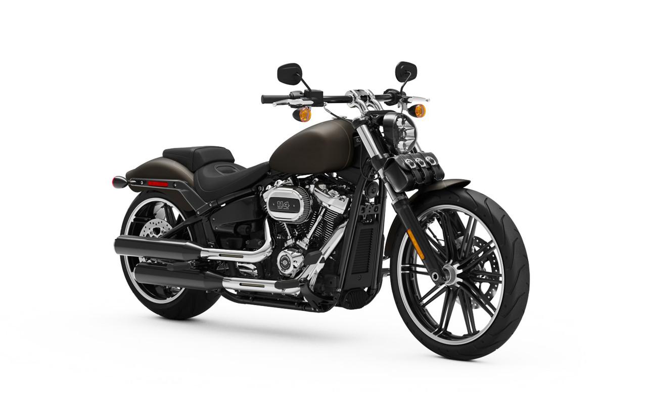 Yamaha Trianion Plain Motorcycle Tool Bag Bag On Bike View