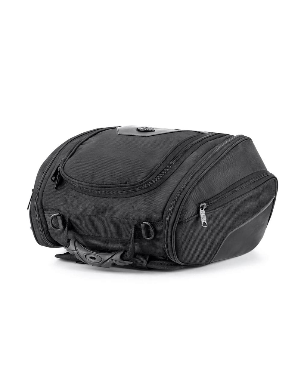 Kawasaki Viking Sport Motorcycle Tail Bag Main Bag View