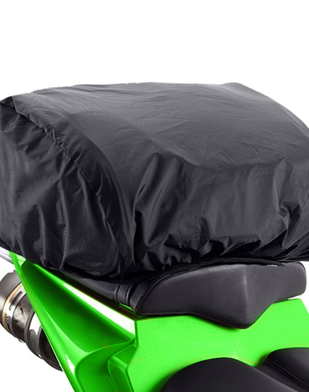 Kawasaki Viking Sport Motorcycle Tail Bag Rain Cover