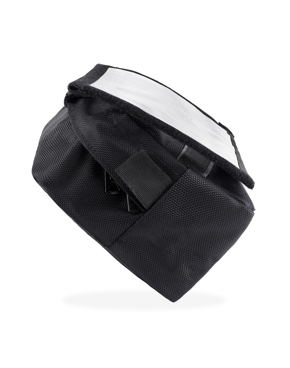 Viking Small Black Dirt Bike/Enduro Handleber Bag Rain Cover
