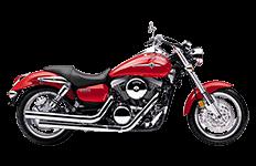 Kawasaki 1500 Mean Streak Saddlebags