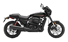 Harley-Davidson Street ROD  Bags