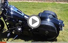 2008 Yamaha Raider Motorcycle Saddlebags Review