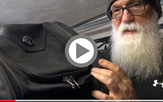 Kawasaki Tail Bags Customer Video