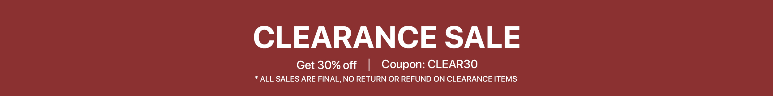 Vikingbags Clearance Sale