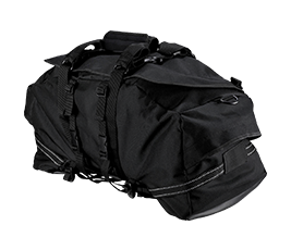 Dirt Bike Tail Bags