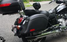 Kenneth's Honda 1500 Valkyrie Standard w/ Lamellar Hard Saddlebags