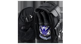 Kawasaki Motorcycle Sissy Bar Bags