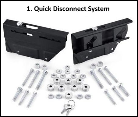 rc dyna installed qds brackets