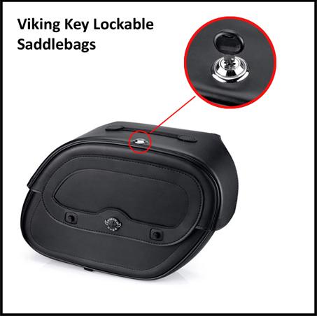 rc dyna keylockable saddlebags