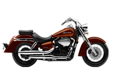 Honda Shadow Aero ABS Saddlebags
