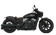 Indian Scout Bobber Saddlebags