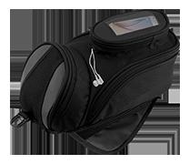 Café Racer Tail Bags