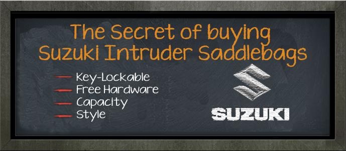 suzuki intruder blackboard