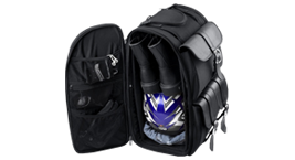 Suzuki Motorcycle Sissy Bar Bags