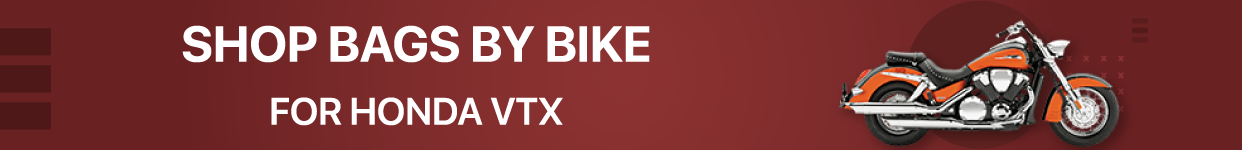 All Honda VTX Specific Motorcycle Bags By Bike