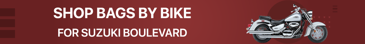 All Suzuki Boulevard Motorcycle Bags