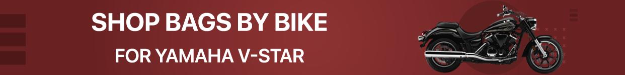 All Yamaha V-Star Motorcycle Bags