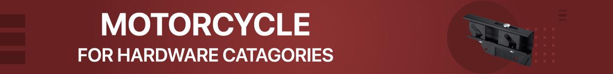 Motorcycle Hardware Categories