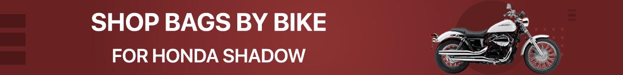 Honda Shadow Specific Motorcycle Bags