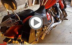 Yamaha Raider Motorcycle Saddlebags Review