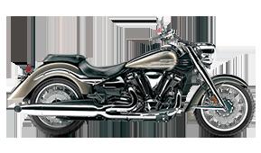 Yamaha Stratoliner Roadliner Motorcycle Saddlebags