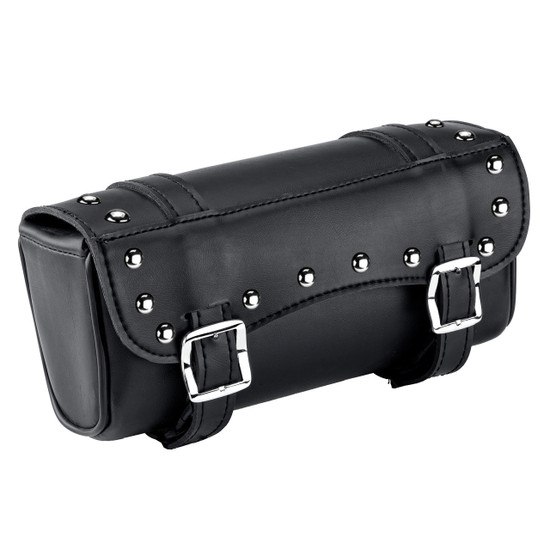 Large Universal Studded Motorcycle Tool Bag