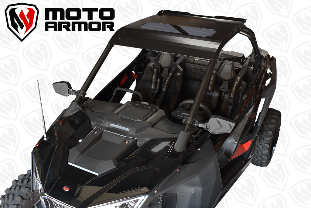 Aluminum Roof/Top (With Sunroof) RZR  PRO XP 2 Seat Black