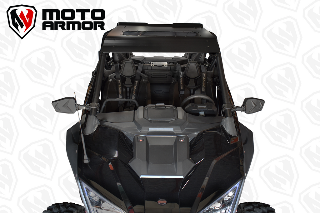 Aluminum Roof/Top (With Sunroof) RZR  PRO XP 2 Seat RED
