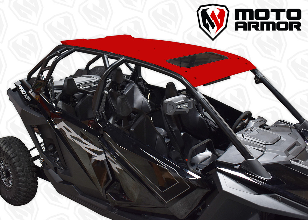 Aluminum Roof/Top (With Sunroof) RZR  PRO XP 4 Seat RED