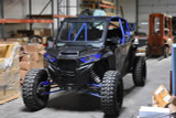 Full Glass Windshield for CAGEWRX Super Shorty Cage on RZR 900, 1000, TURBO