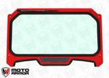 Full Glass Windshield for 2019+ Polaris RZR XP Turbo, XP 1000