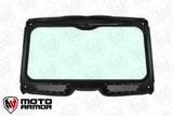 Vented Full Glass Windshield for Honda Talon